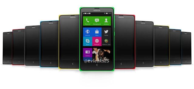 Normandy Metro Interfaz Nokia Android